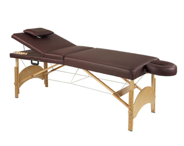 折疊原木美體床 JU - 318 1